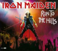 Cover Iron Maiden - Run To The Hills [Live]